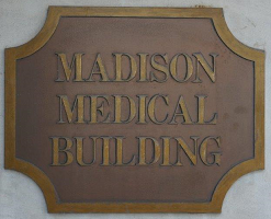 Dentist in the Madison Medical Building
