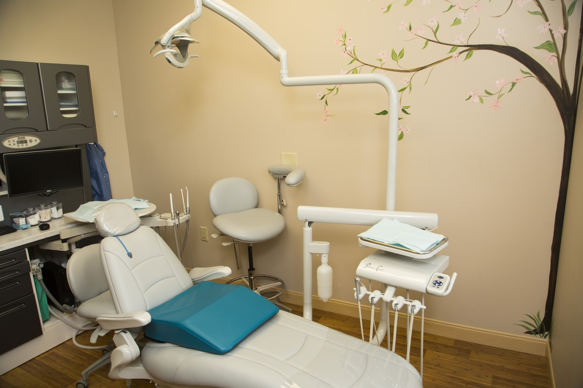 Hudson Valley Pediatric Dentistry Procedure Room