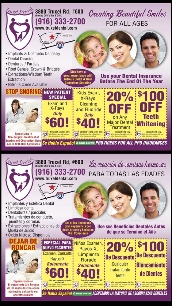 Truxel Dental Deals