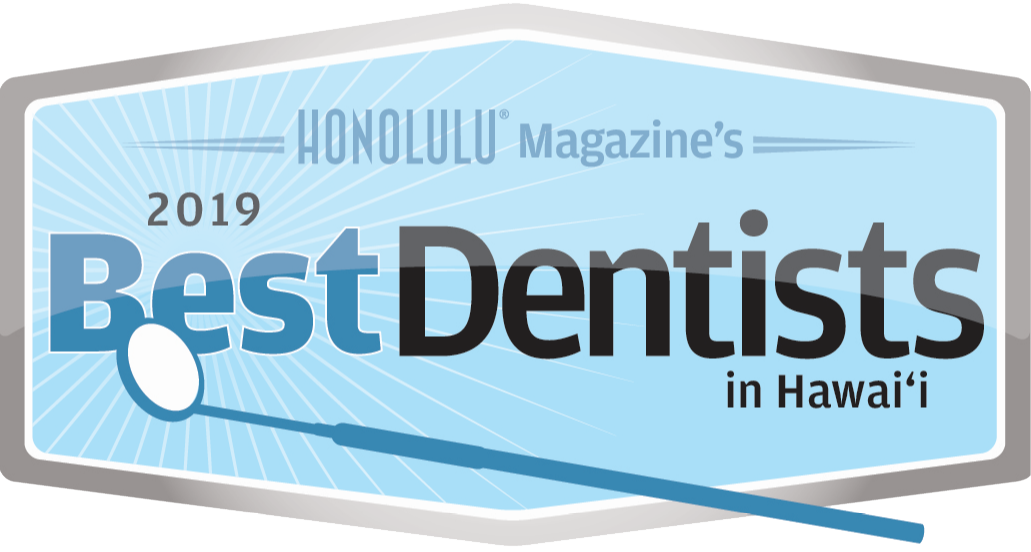 Stephen R. Ho DDS Inc was voted one of Honolulu Magazine's Best Dentists in Hawai'i 2019