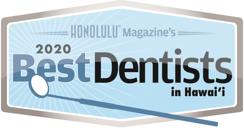 honolulu best dentists in hawaii 2020 award for dr stephen ho