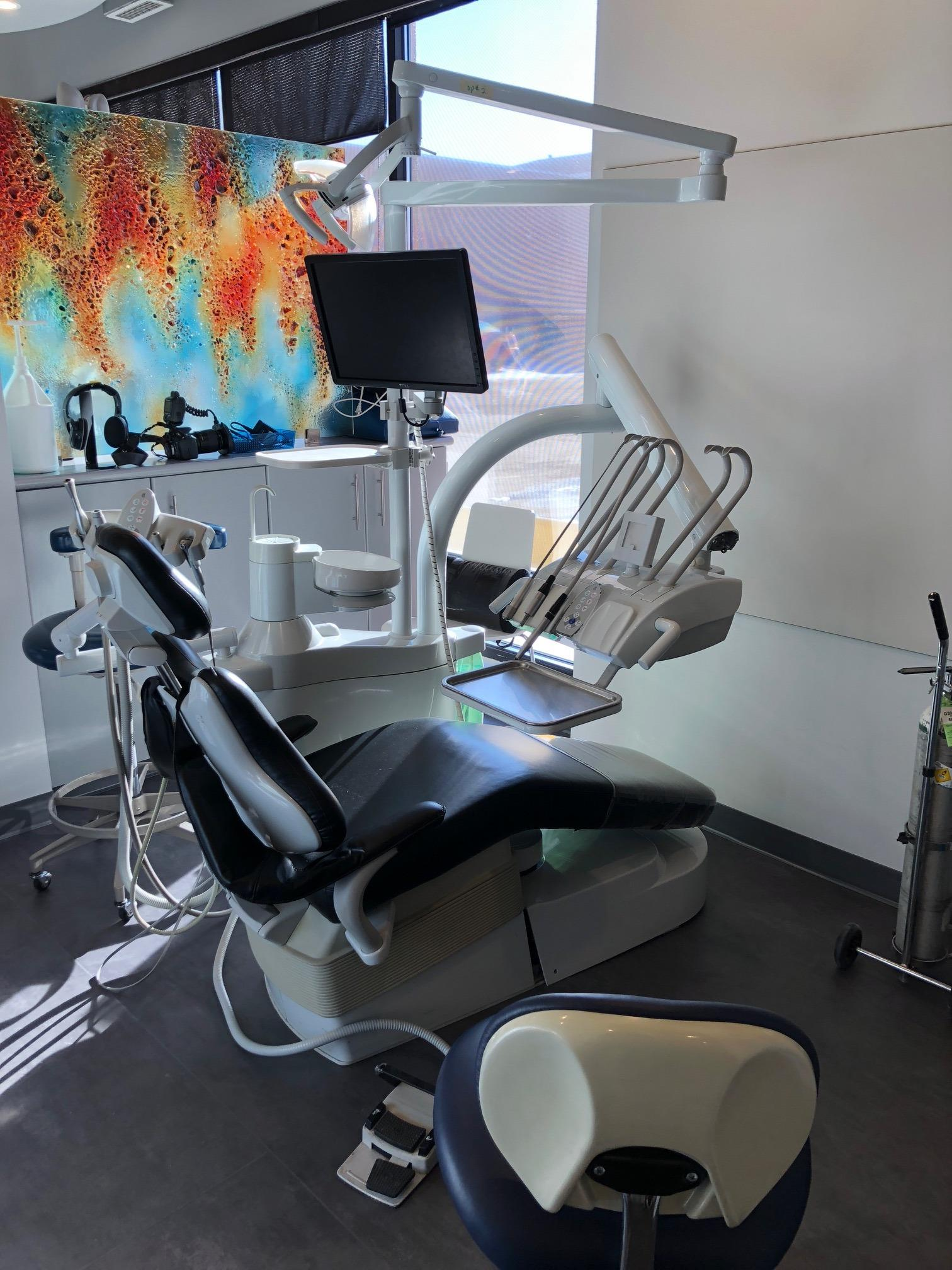 Ellerslie Dental Studio - Procedure Chair