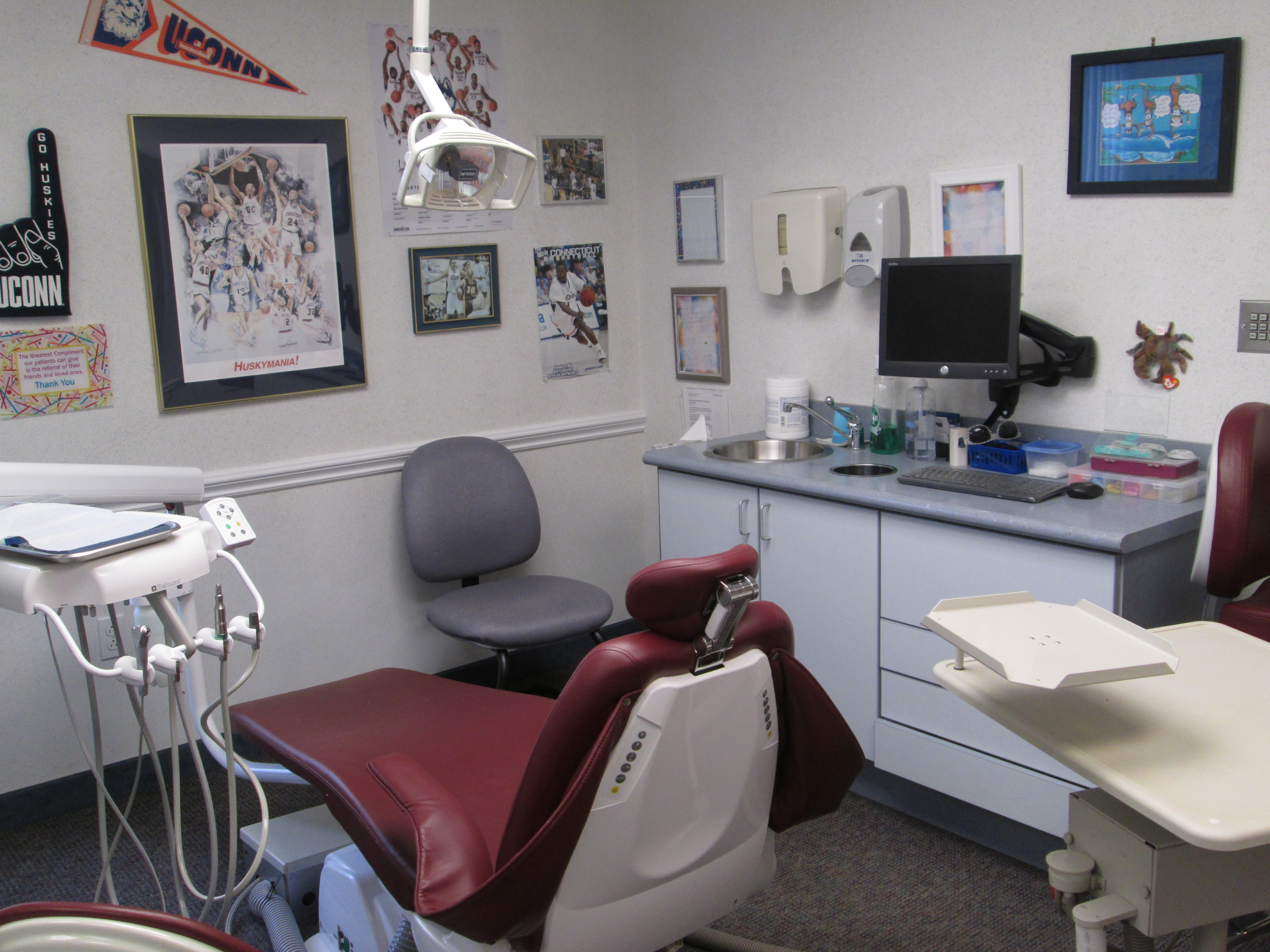 Chair-side Procedures at Meslin Pediatric & Family Dentistry