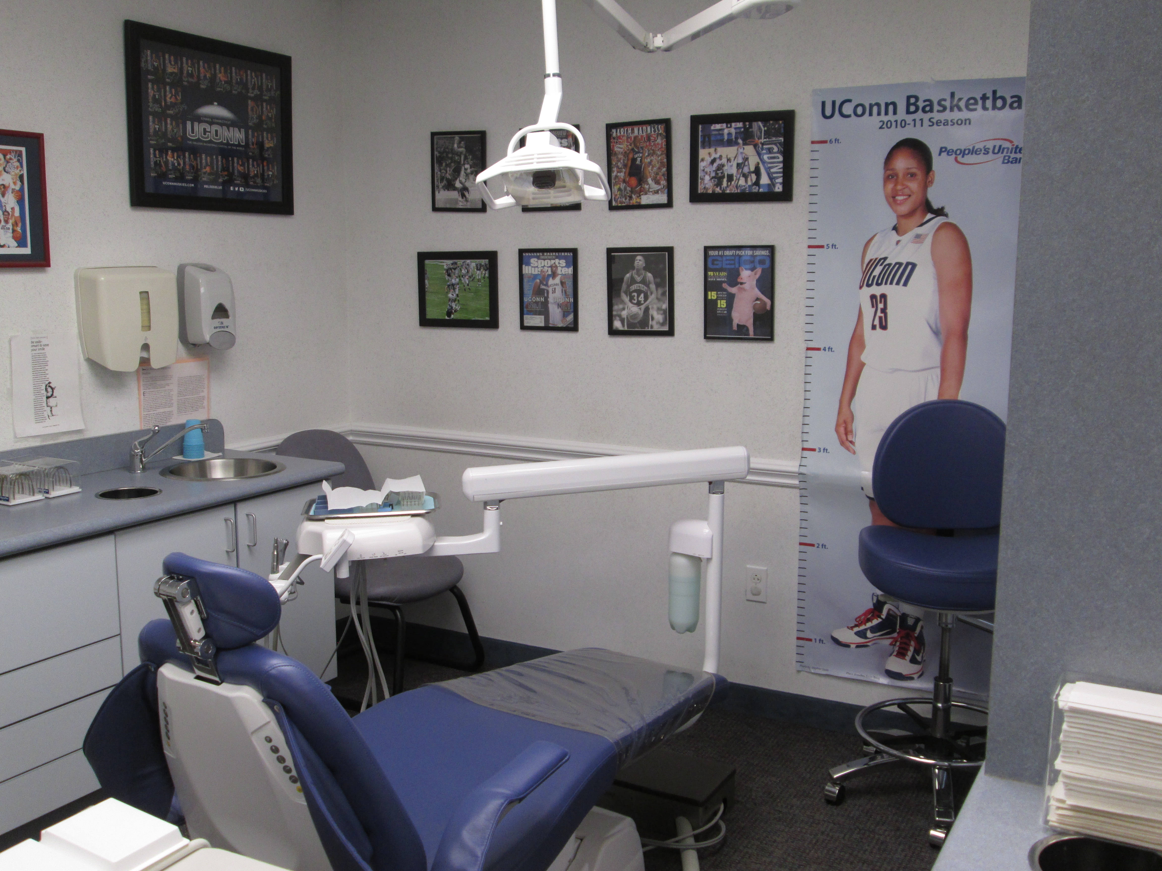 Chair-side Dental Procedures in Yalesville, CT