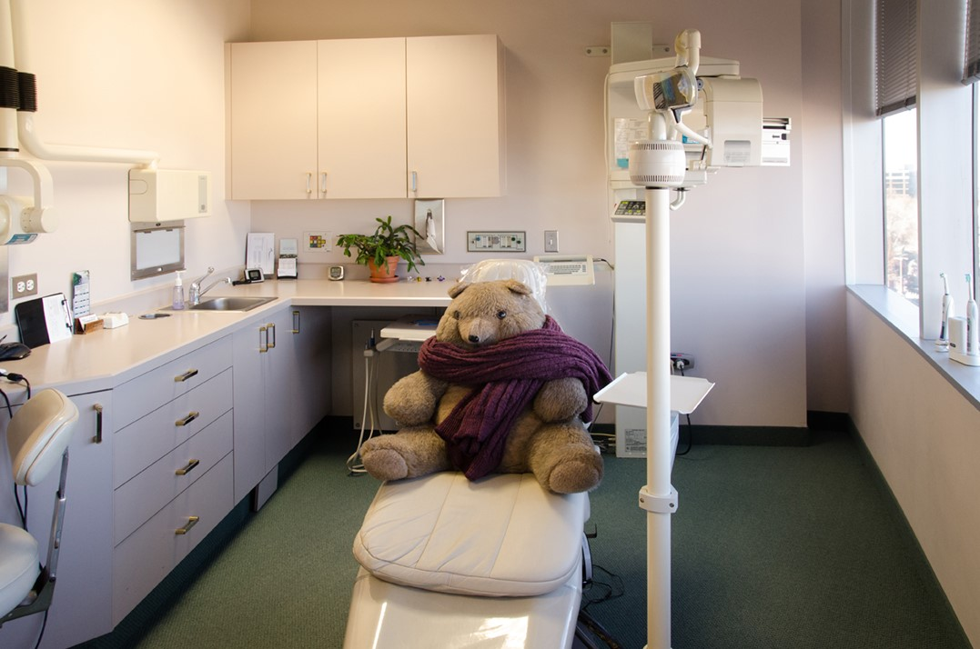 Dr. Ivan Naiman DDS - Greenwood Village Dentistry - Dental Room