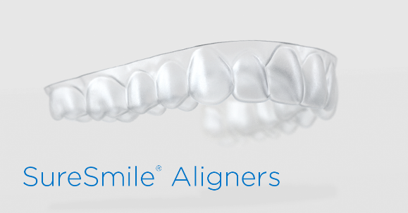 Schedule your appointment with Dr. Gurecka in McMurray, PA to get more information on how SureSmile aligners treatment.
