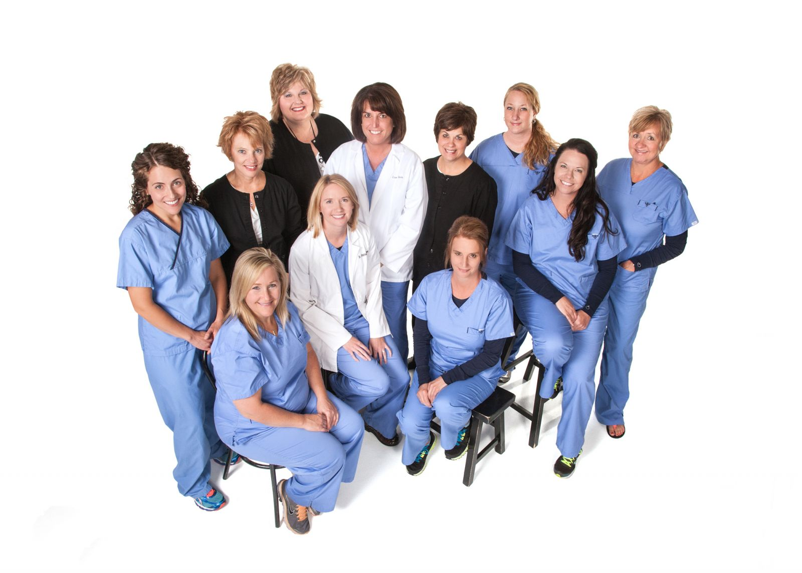 Image of dentists and dental team together in St. Joseph, MO