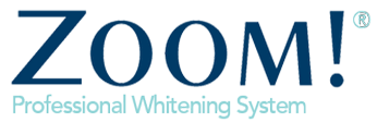 Zoom! Teeth Whitening Logo