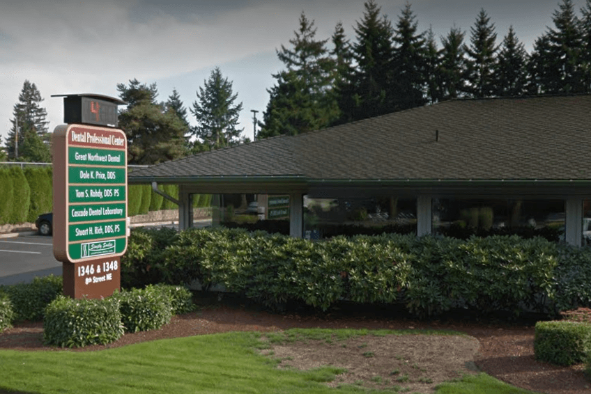 Exterior Dental Practice of Tom S. Rohdy DDS