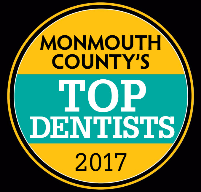 Dr. Zaidi at Chapel Hill Dental Arts was voted one of Monmouth's County's Top Dentists