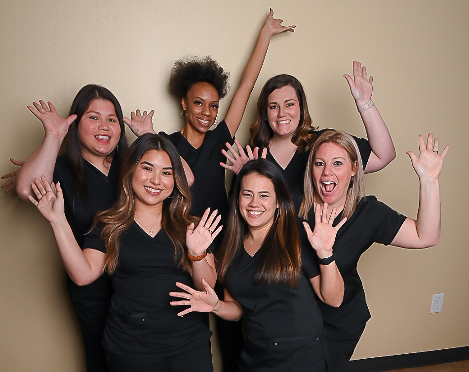 meet the team at dream smiles