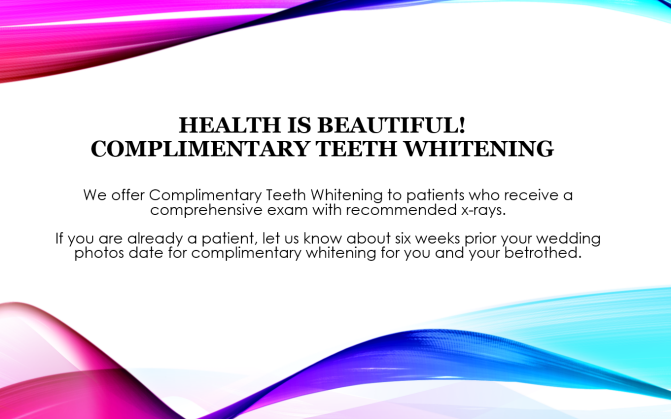 bellingham dentist cleaning and teeth whitening special