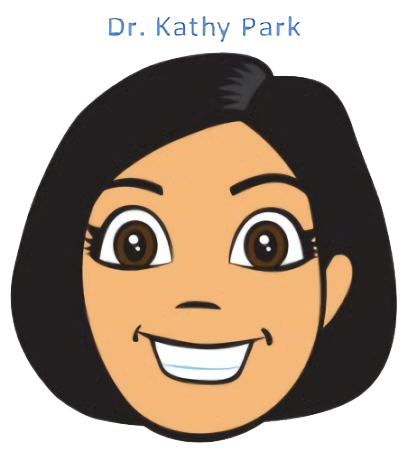 Dr. Kathy Park cartoon