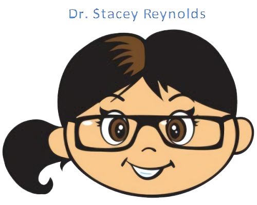 Dr. Stacey Reynolds cartoon