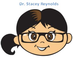 Cartoon Girl-Dr. Stacey Reynolds