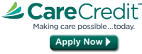 CareCredit btton