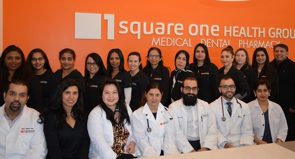 come to square one health group for your medical, dental, and pharmacy needs in mississuaga. our doctors, dentists, and pharmacists are located under one roof for your convenience.