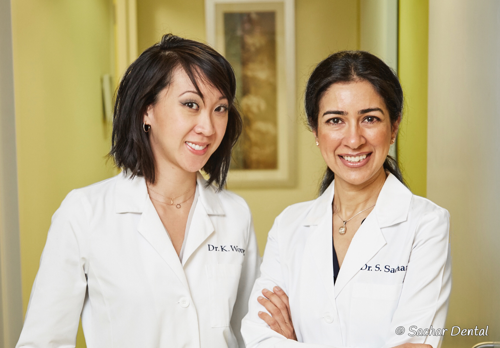 Top NYC Dentists Dr Wong & Dr Sachar
