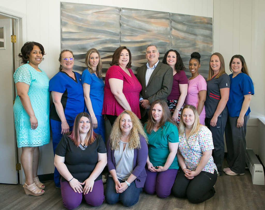Monroe Dental Office Team