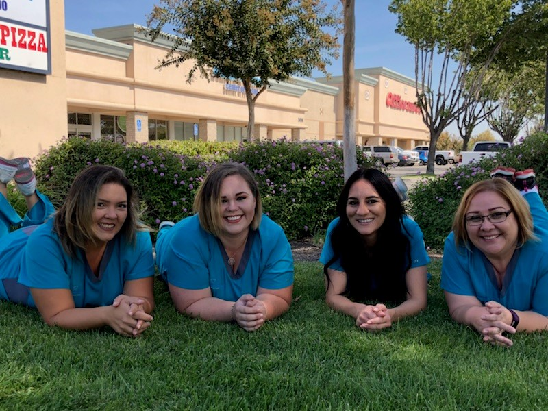 The team at Denture and Implant Center of Fresno