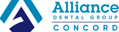 alliance dental group concord logo