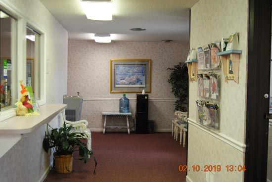Waiting Room  Alliance Dental Group Kings Mountain Location
