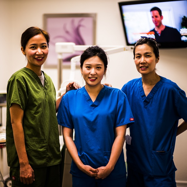 Our dentist in Linda Vista San Diego and Boston Dental Group team take excellent care of our patients.
