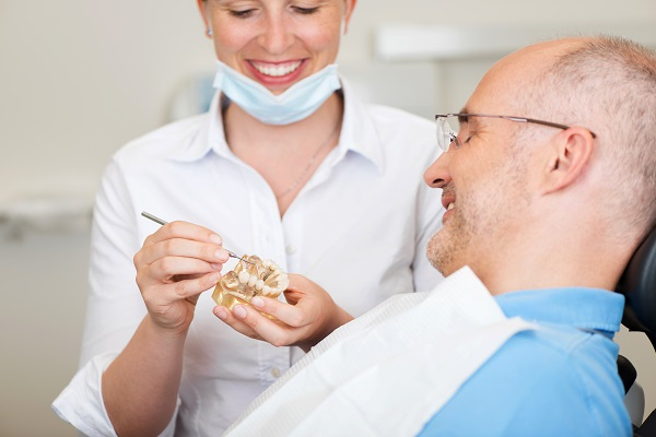 contact dr. rubina at bella vista smiles in lincoln, ca to see if dental implants are the right option for you!