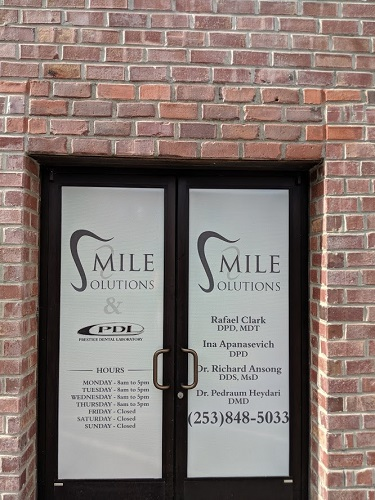Welcome to Smile Solutions Puyallup WA Dentistry