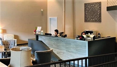 Front Desk at Puyallup Dental Practice - Smile Solutions