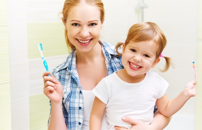 dental sealants and fluoride for children