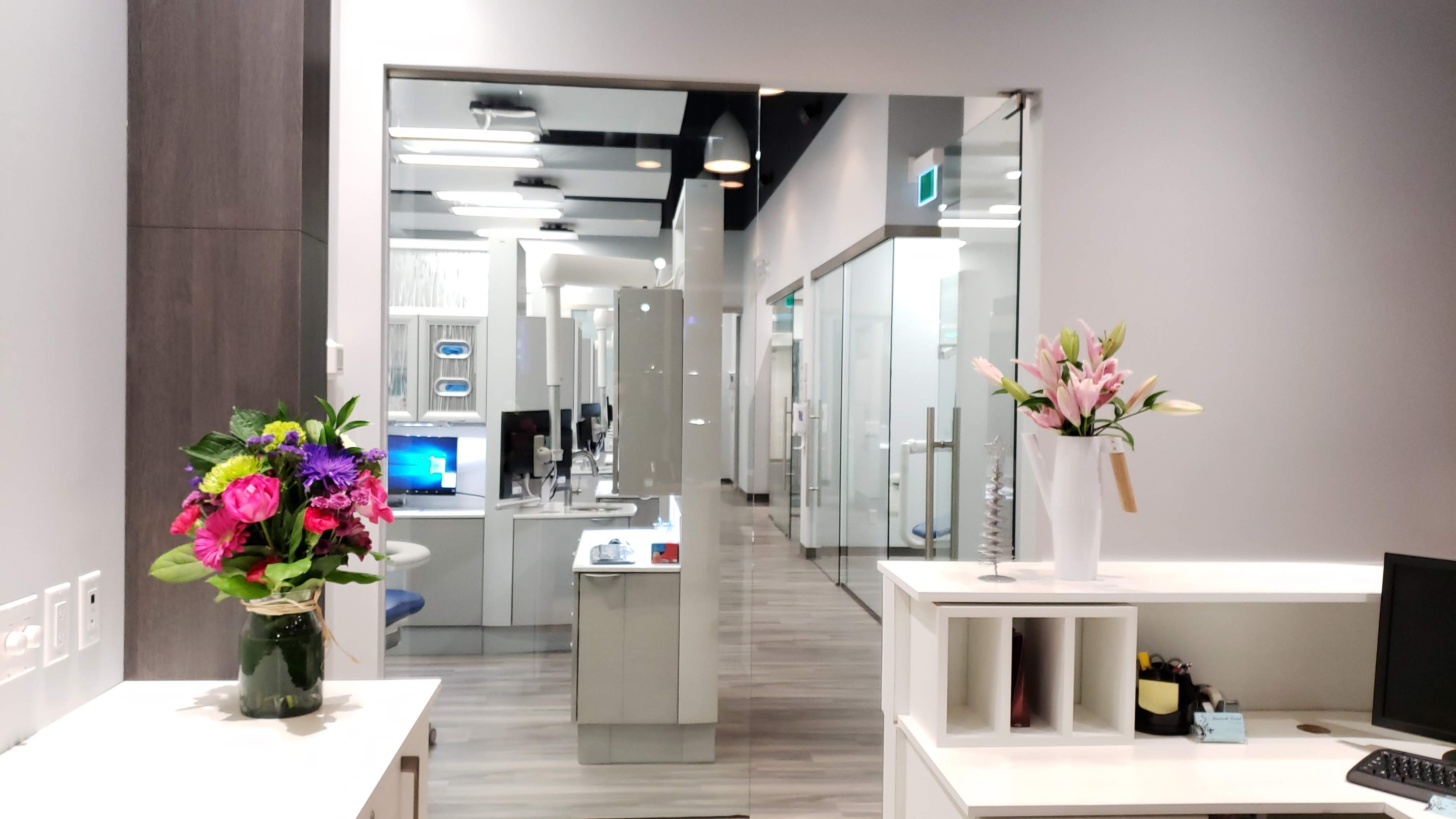 Savannah Dental Clinic Interior located at South Edmonton Common
