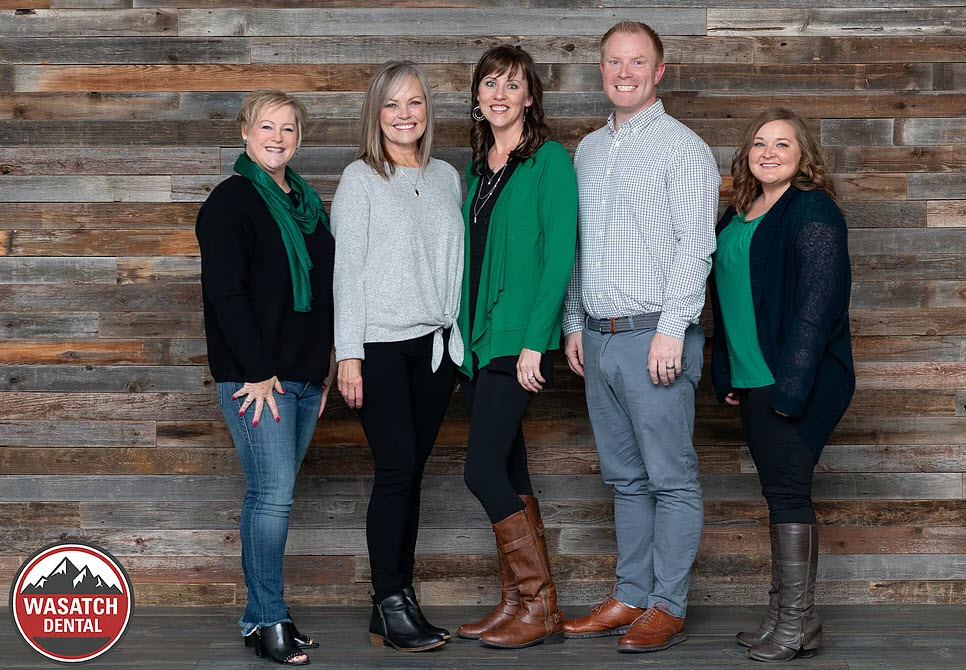 Wasatch Dental team photo
