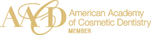 American Academy of Cosmetic Dentistry Member
