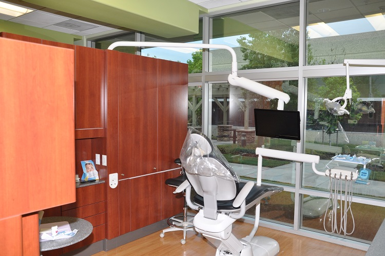 Patient Chair at Jia Y Lee DDS Inc