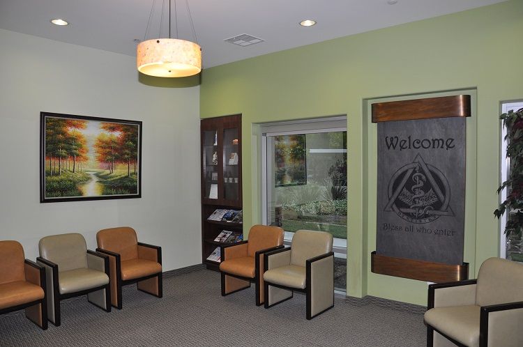 Waiting Room at Jia Y Lee DDS - Rancho Cucamonga Dentistry