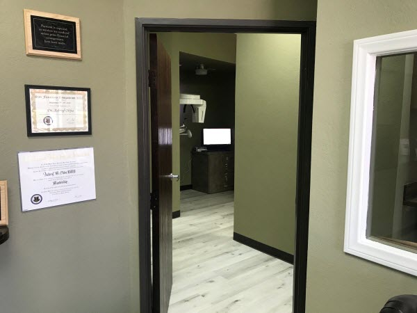 offices at imagine dental group in vista