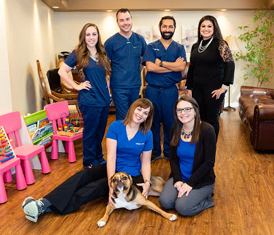 Our Sanger Dental Team