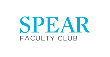 spear faculty club logo